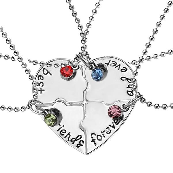 colardaamizade, friendshipnecklaceset, friendshipnecklace, Jewelry
