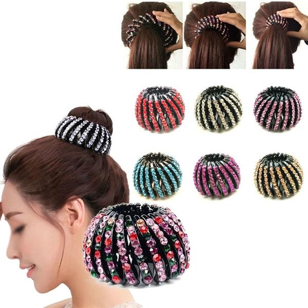 hairdecoration, hair, Head, Flowers