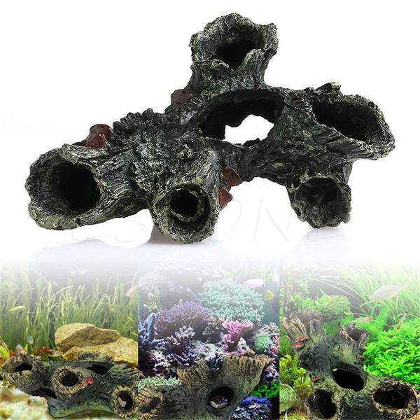 aquariumdecor, Decor, faketree, Tank