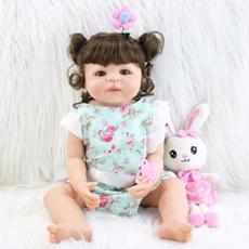 Bebe, Toy, rebornbabydoll, fullbodysiliconerebornbaby