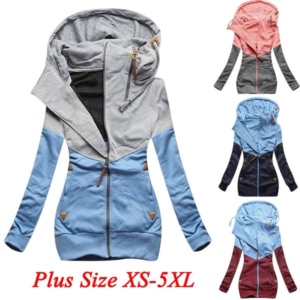 casual coat, Fashion, Plus Size, womens coats