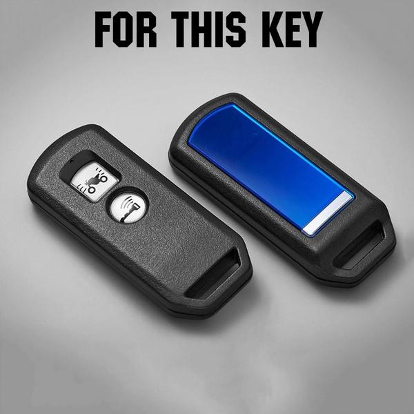 Silicone Key Cover For Honda PCX 150 X-ADV SH125 Scoopy SH300 Forza Remote Fob