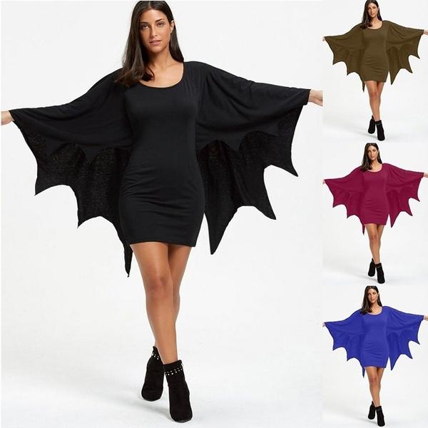 batjumpsuit, Bat, Cosplay, Dresses