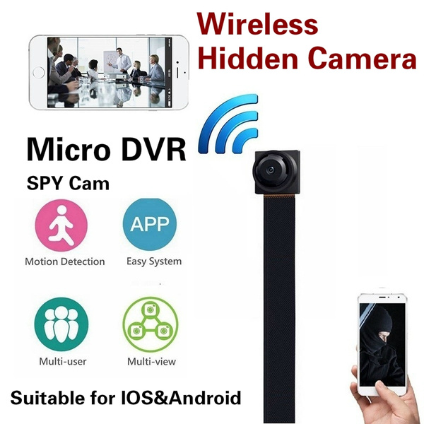 Photo picture Album frame Smallest spy hidden micro pinhole camera DVR recorder