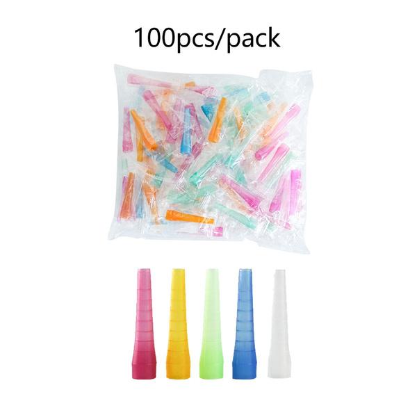 100pcs  shisha accessories disposable hookah mouthpiece chicha tube 53MM length