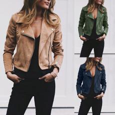 casual coat, womensoutwear, floraljacket, Coat
