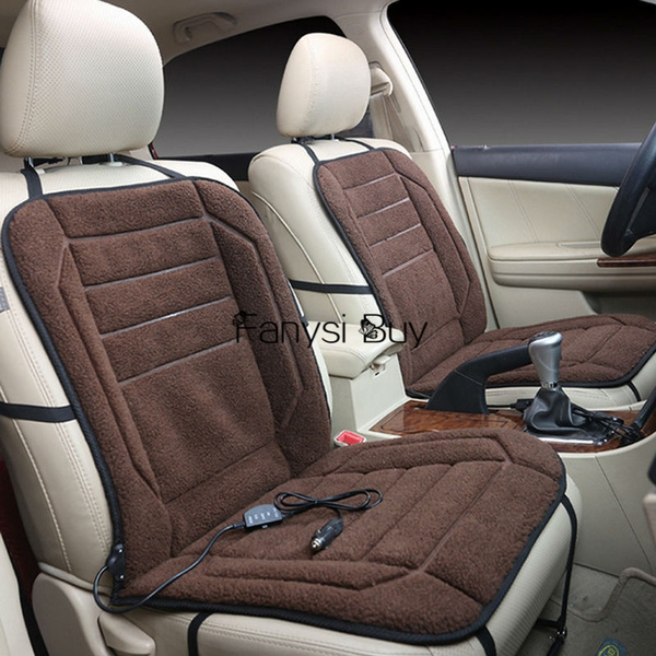 Can You Use Car Seat Covers With Heated Seats