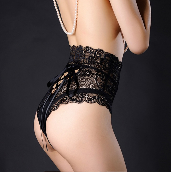 c9d9ef854a28 Fashion Sexy Womens High Waist Female Sexy Triangle Panties ...