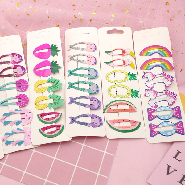 cutehairpin, babyhairaccessorie, Colorful, Mini