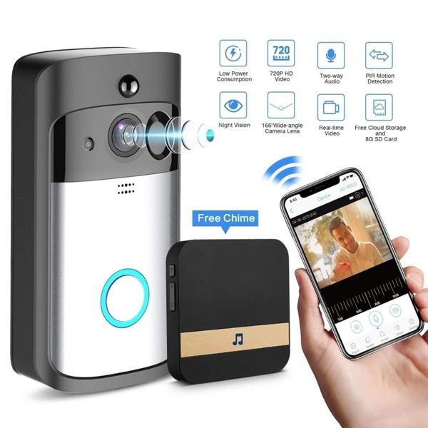 doorbell, ringdoorbell, doorbellcamerawifi, Camera