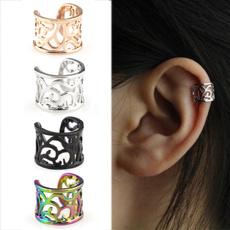 Copper, Fashion, Jewelry, Stud Earring