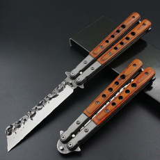 butterfly, Handmade, pocketknife, tacticalknive