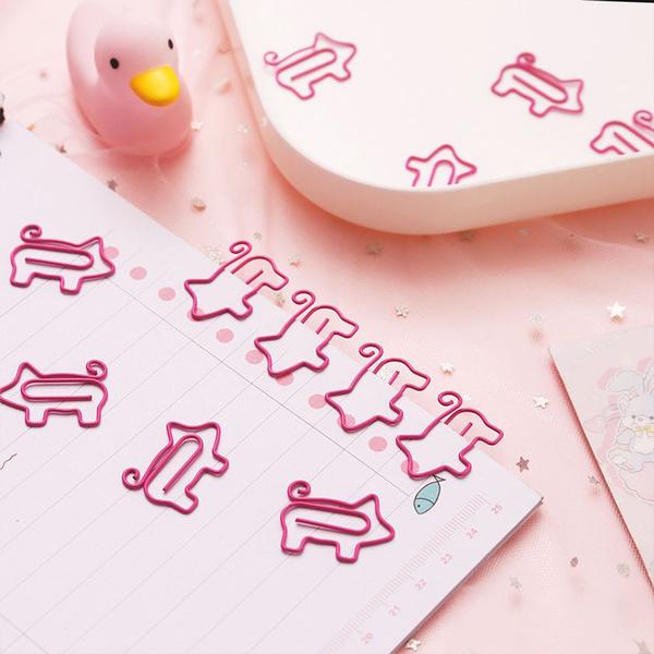 pink, School, memopaperclip, Gifts