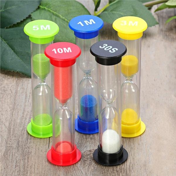 sandglas, Colorful, sandglassclock, Glass