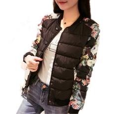 Fashion, Winter, Coat, Plus Size