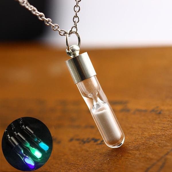 luminousnecklace, Jewelry, noctilucentgem, Fashion necklaces