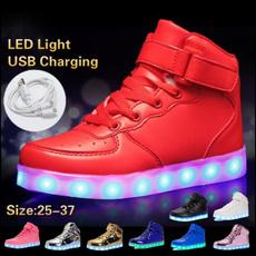 ledshoe, led, usb, lights