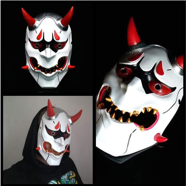 gamemask, ghost, Cosplay, japanmask