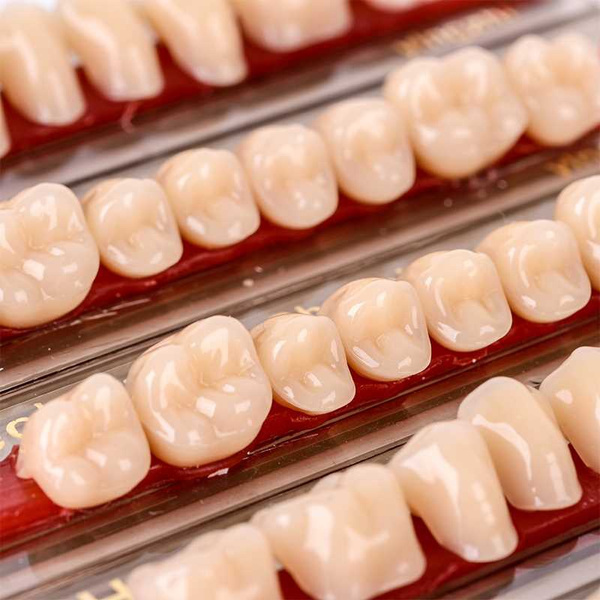 3Set/84pcs Acrylic Resin Denture Teeth VITA Color A3 Upper Lower Shade  Dental