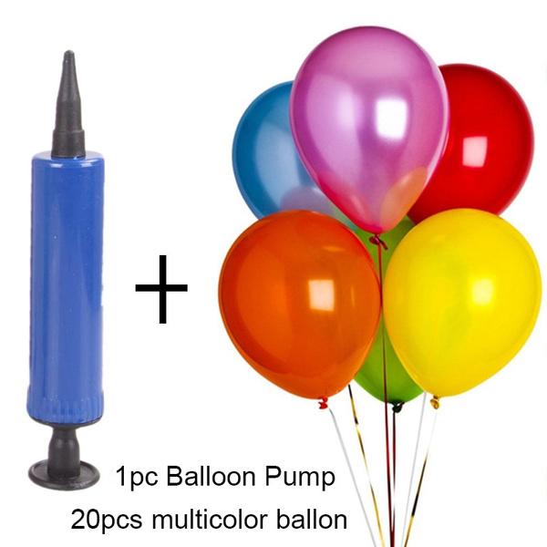 latex, airballoon, plasticpump, ballon