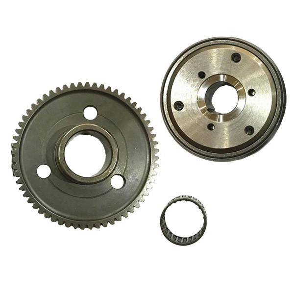 GY6 150cc 125cc Starter Clutch Gear Scooter Go Kart Moped Buggy Parts ATV