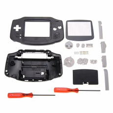 case, Game Boy Advance Accessories, gbashell, gbahousing