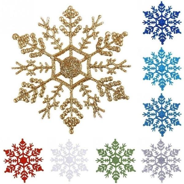 Tree, treehanging, Christmas, glittersnowflake