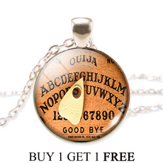 ouijaboardnecklace, Vintage, Jewelry, Gifts