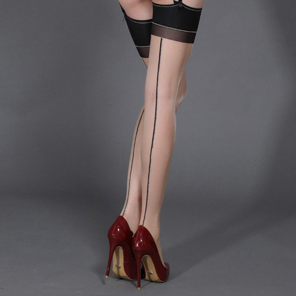 Fashion, backseam, Classics, Stockings