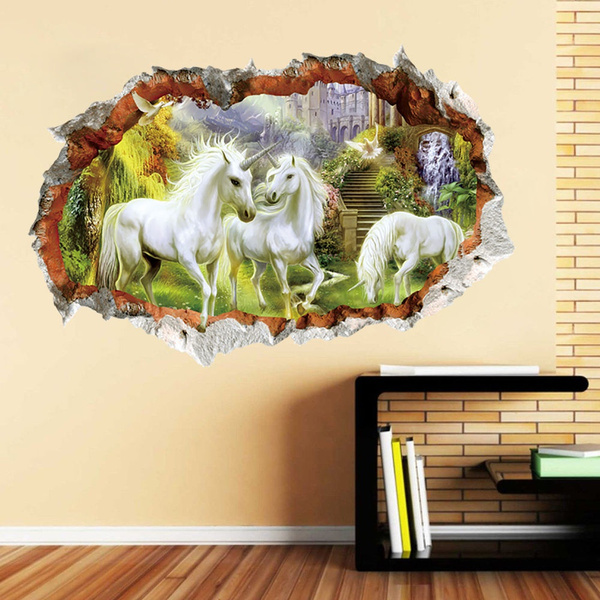 PVC wall stickers, Decor, art, Fashion wall sticker