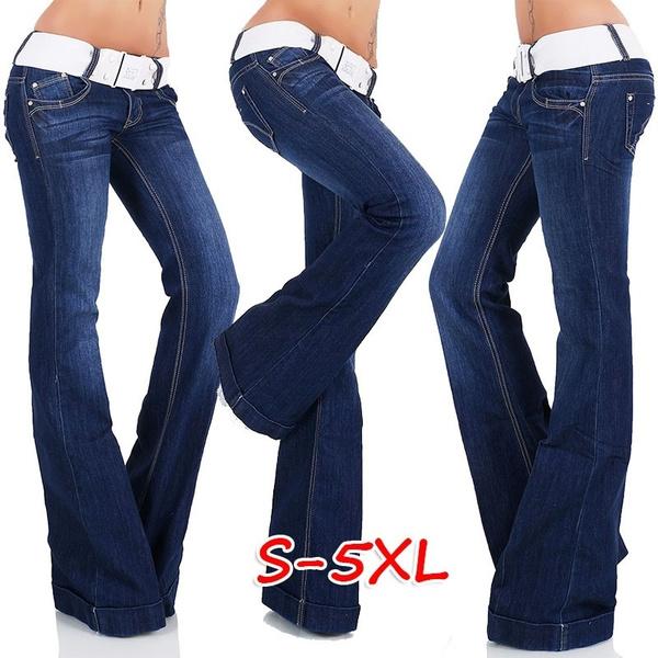 Plus Size, wideleg, plus size jeans, bellbottomjean