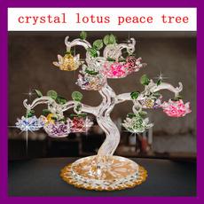 Tree, Home Decor, Home & Living, Glass