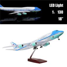 modelairplane, diecastplane, led, boeing747