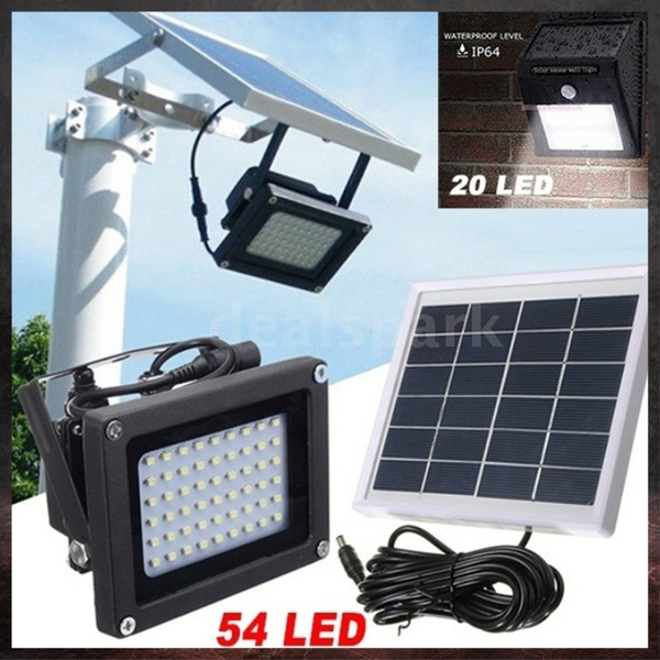 Home & Kitchen, Outdoor, led, Solar
