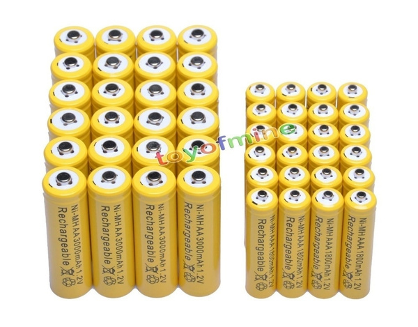 Cell, Toy, aaabatterie, Battery