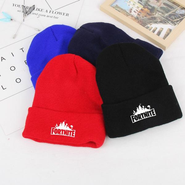 7e8901c1 Fortnite game Hat Unisex Fashion Hip Hop Caps Women Men Knitted Baggy  Beanies Hats Head Wear Accessories   Wish