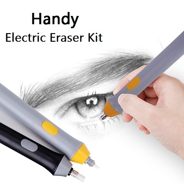 School Students Electric Eraser For Sketch Writing Drawing Electric Eraser by Wish