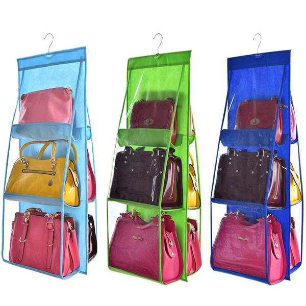 Pocket, Home Supplies, Closet, hangingorganiser