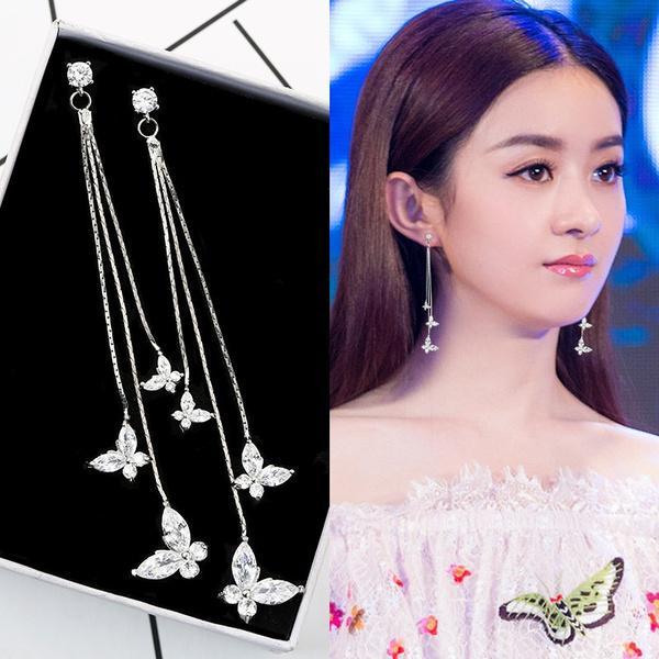 Tassels, Fashion, Jewelry, Stud Earring