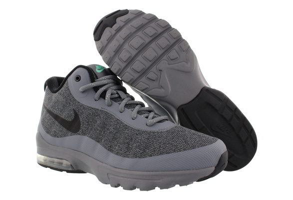 d56859162bbaa Nike Air Max Invigor Mid Running Men's Shoes Size