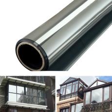 Home & Kitchen, Decor, solarreflective, windowsticker