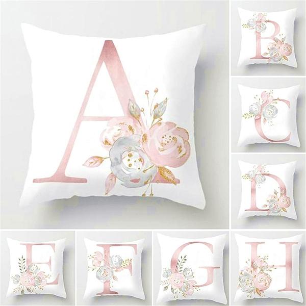 case, Decor, Floral print, decorativepillowcase