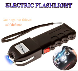 Flashlight, stormer, led, stungunflashlight