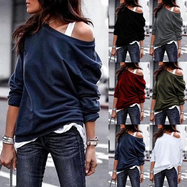 blouse, fall clothes women, Fashion, Sleeve