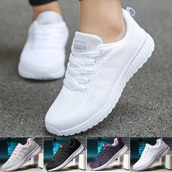 76019e2a9c5ae Hot Sale Casual Sport Running Shoes Fashion Sneaker Breathable Mesh Light  Weight Shoes