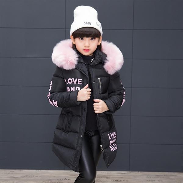 warmjacket, Winter, jackets for girls, Long Coat