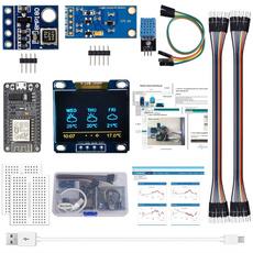 esp8266, arduinokit, lights, bmp180