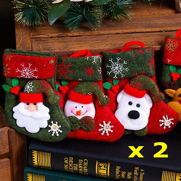 xmasdecor, Christmas, Gifts, Gift Bags