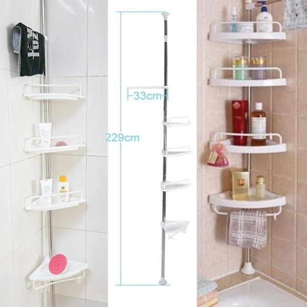 Corner Shelf Rack Shower Caddy Storage