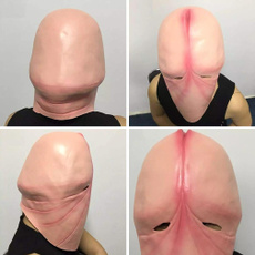 Funny, Head, Cosplay, partymask